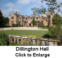 Dillington Hall - click to enlarge